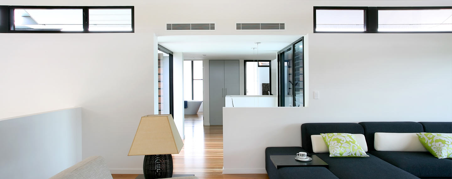 Fujitsu residential ceiling air conditioning